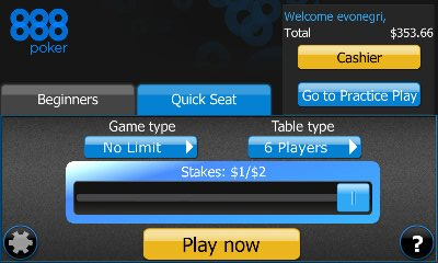 Chat tunas poker